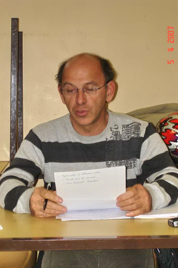 Chevillard Didier DSC CFDT