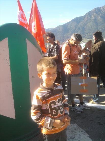 Manifestation du 02/10/2010