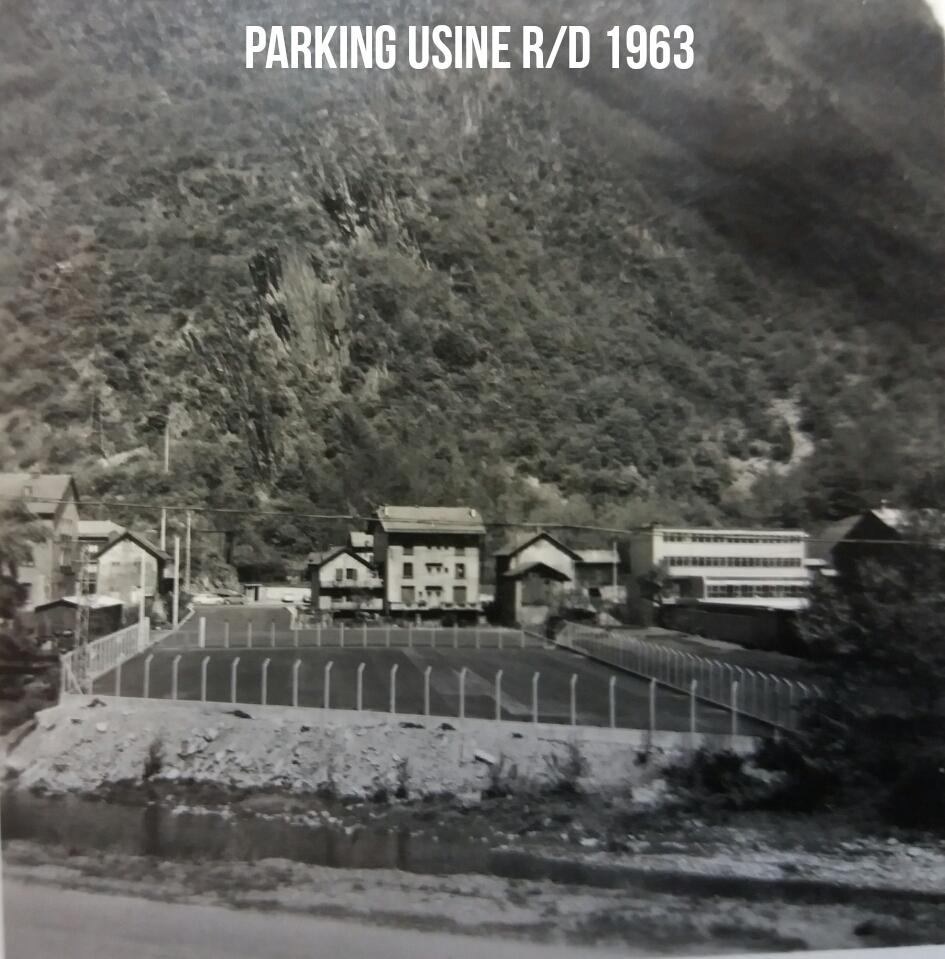 Parking R/D 1963