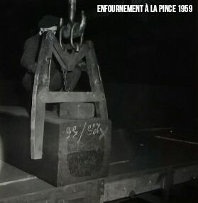 Enfornement à la Pince 1959
