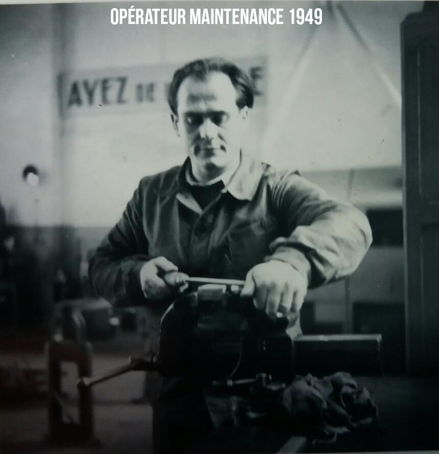 Maintenance 1949