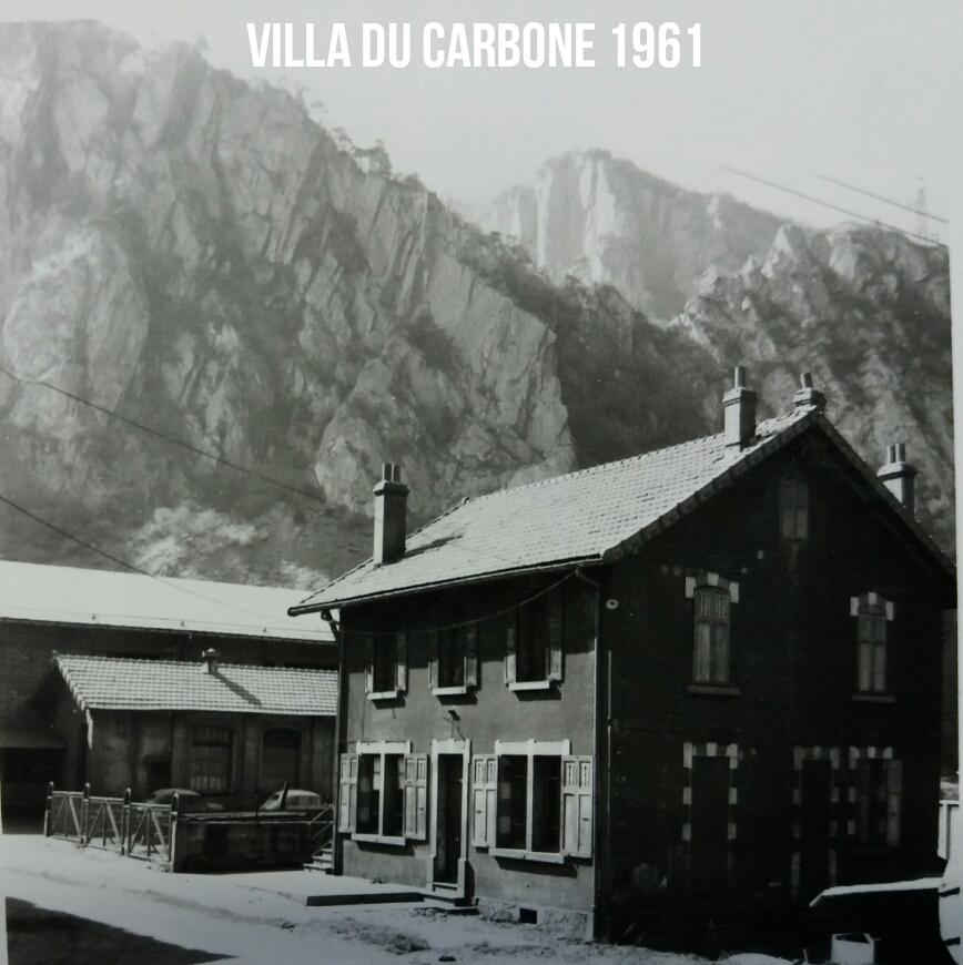 Villa du Carbone 1961