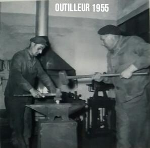 Maintenance Outilleur 1955
