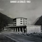 Garage la coulée 1963