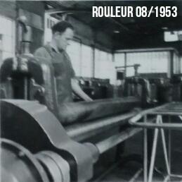 Maintenance 1953