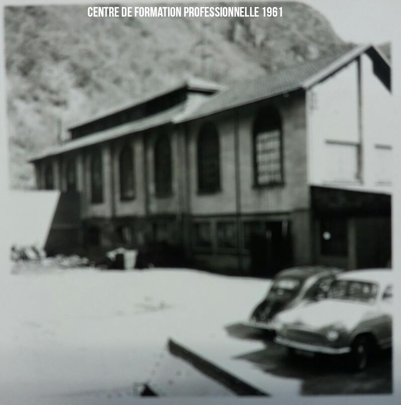 Centre de formation professionnelle 1961