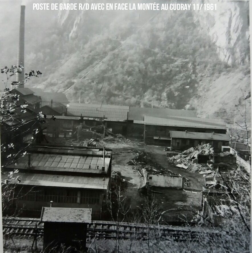 Poste de Garde R/D 1961