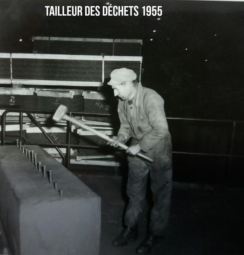 Tailleur de Déchets 1955