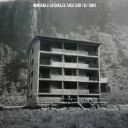 Immeuble la coulée octobre 1963