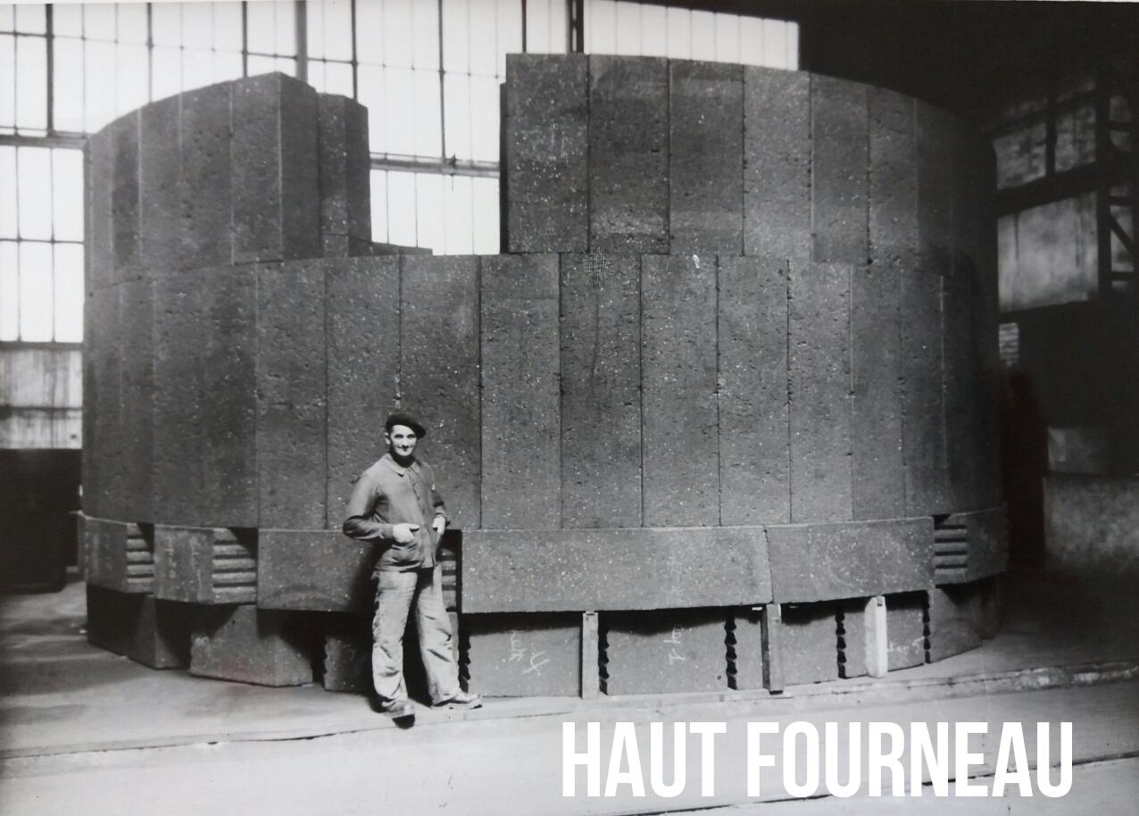 Usinage Haut Fourneau