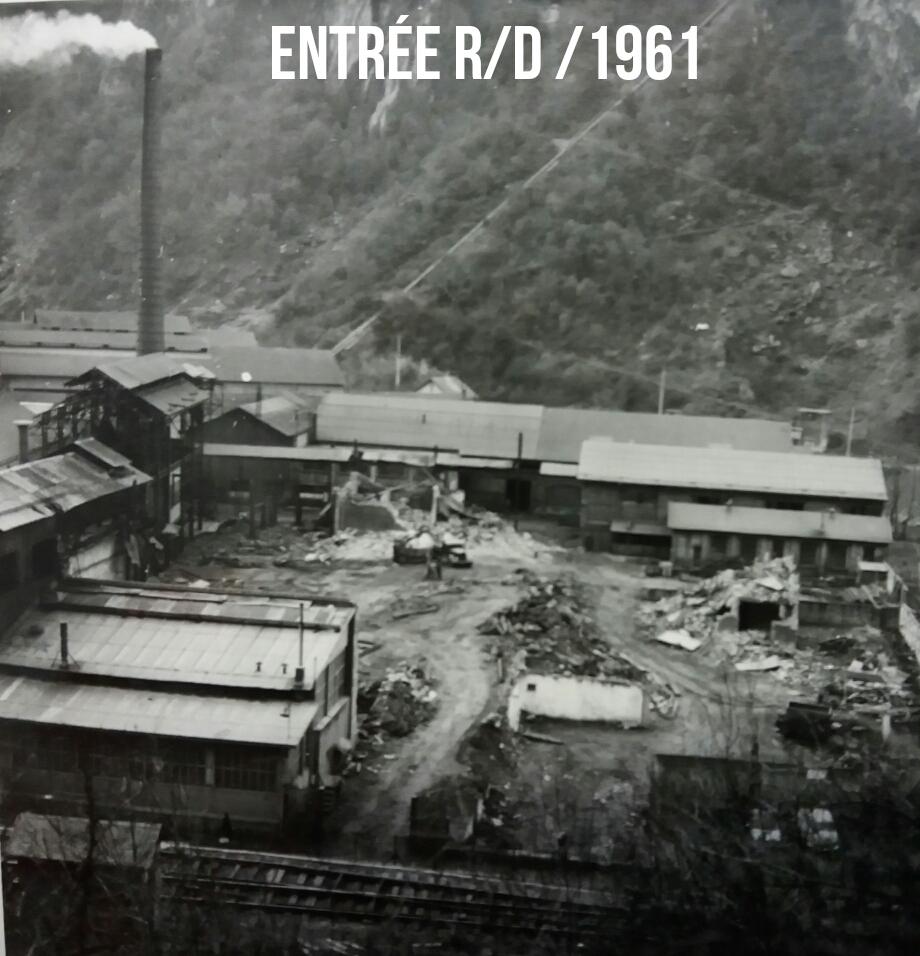Entrée Rive Droite 1961