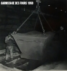 Garnisseur de Fours 1959