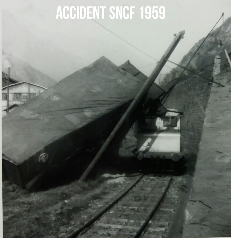 Accident Train 1959