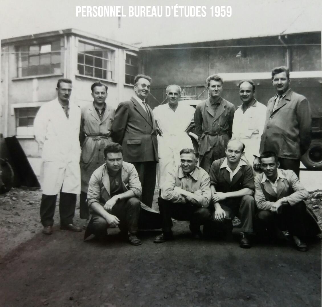 Bureau d'Etude 1959