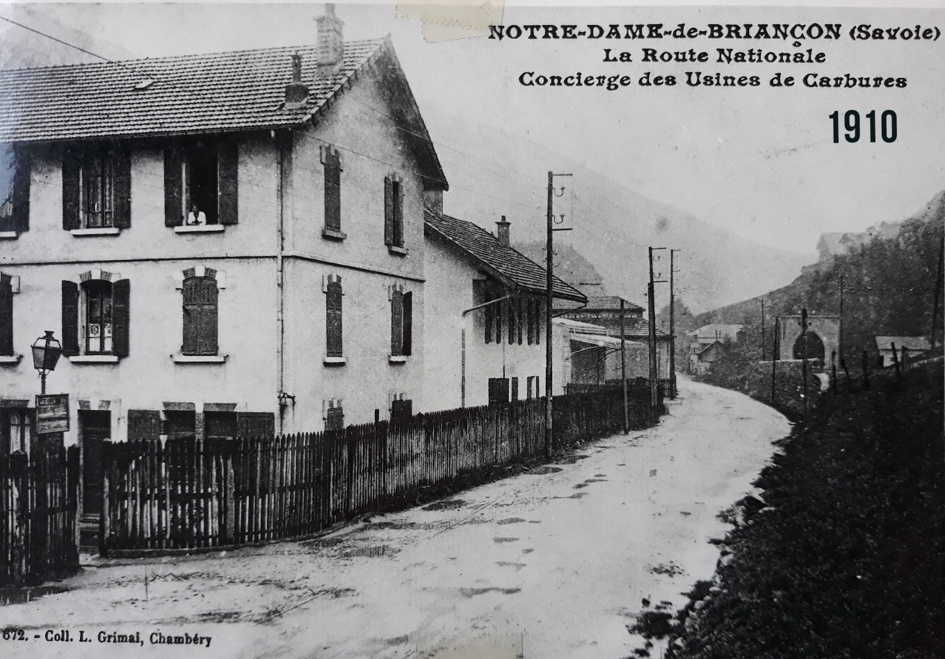 Route Nationale 1910