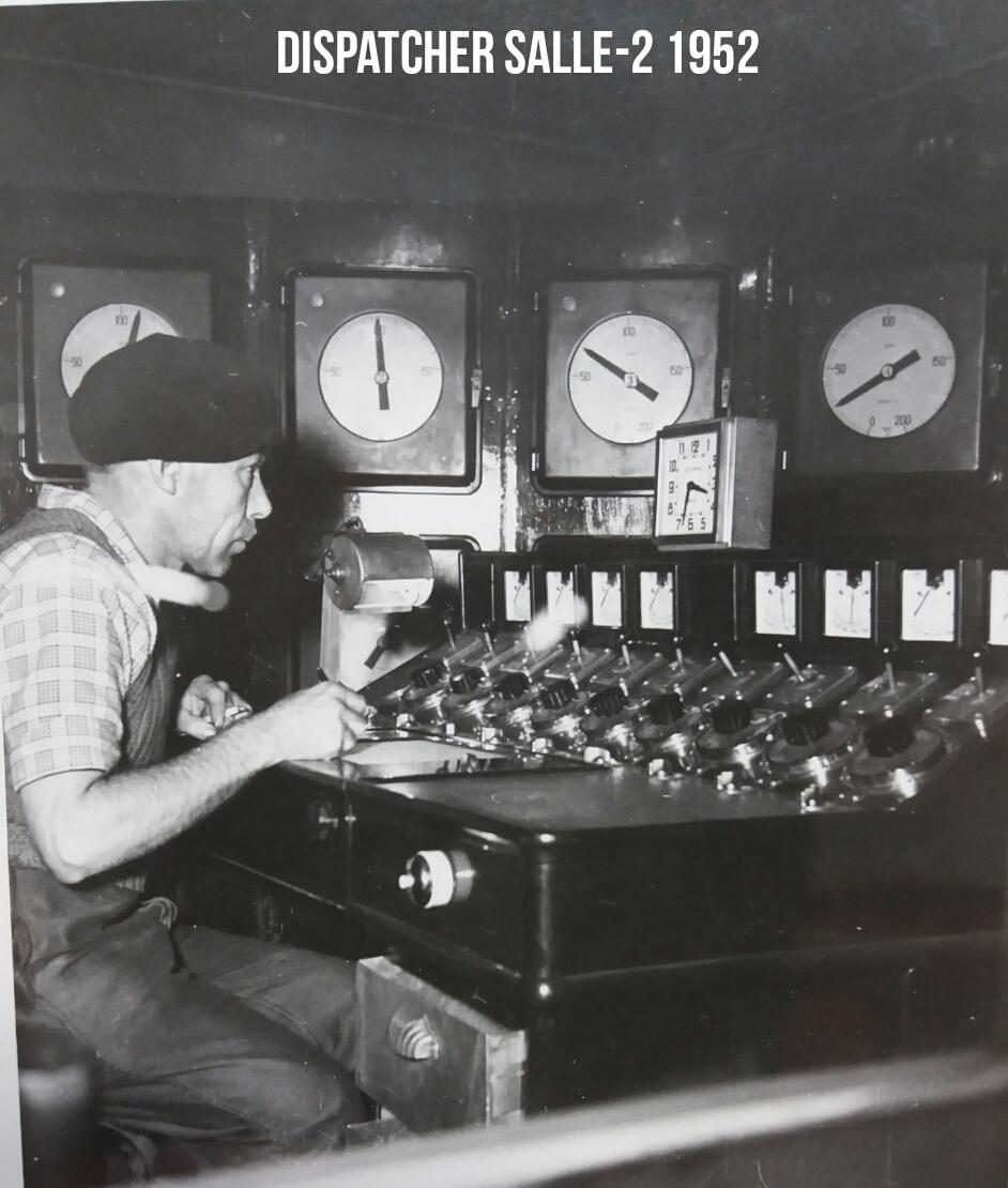 Salle 2 1952