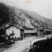 Restaurant l'Eau Rousse 1910