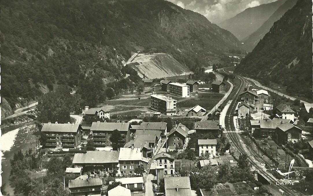 Notre Dame de Briançon Environ 1970