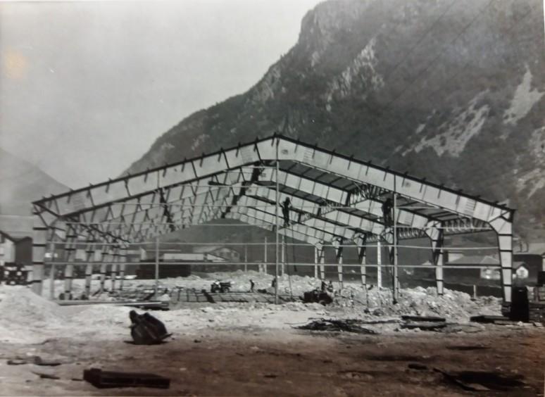 Usinage RG 1961